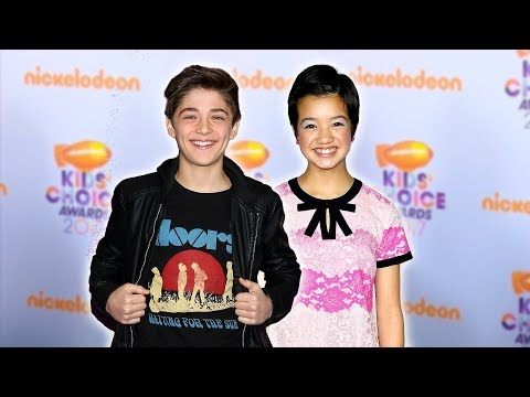 PRANK ALERT: Asher Dov Angel & Peyton Elizabeth Lee Spill All!