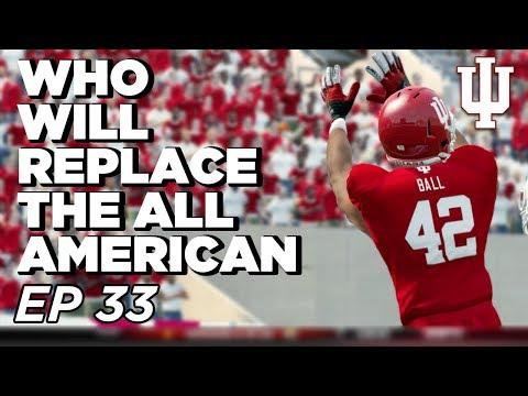 NCAA Football 14 Dynasty | Indiana Hoosiers - TOP 10 RECRUITING CLASS?!?  - Ep 33