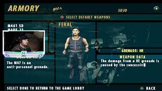 SOCOM 2 on PC 1080p son!!!!