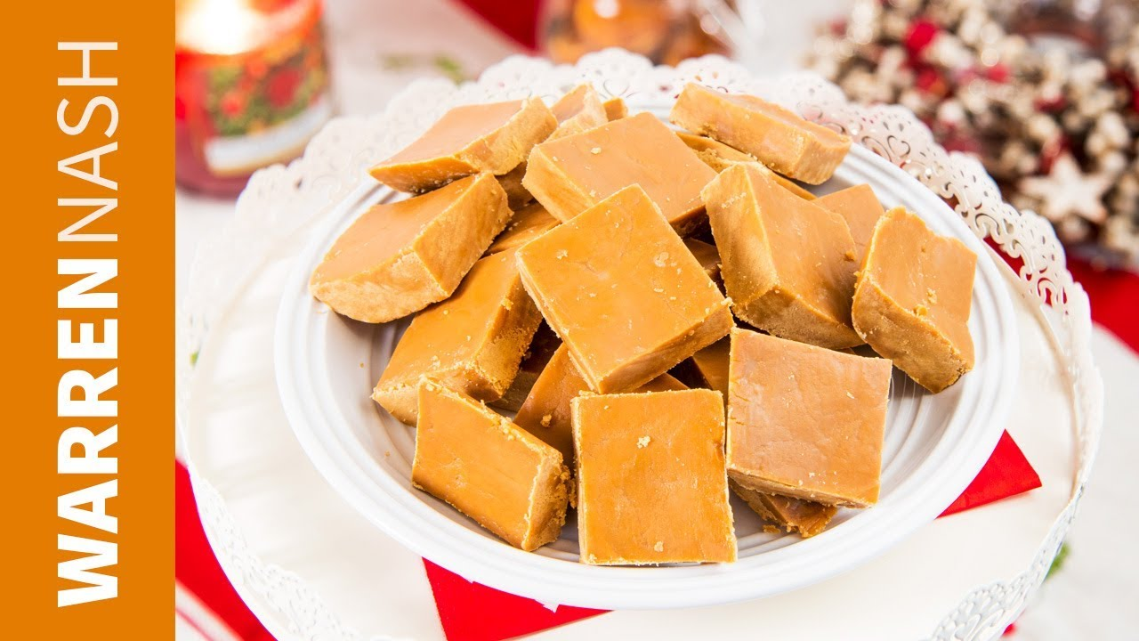 easy fudge recipe just 4 ingredients made with condensed milk brown sugar
