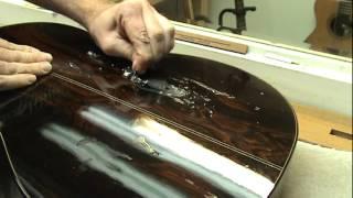 Luthier Tips du Jour - Crack Repair
