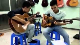 Trách ai vô tình guitar cover Tân nhạc & cổ nhạc