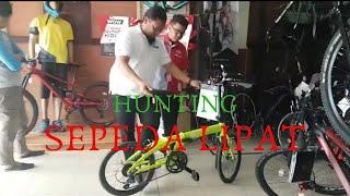 Hunting Sepeda Lipat | Seli...