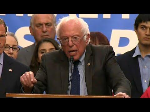 Bernie Sanders introduces universal health care bill