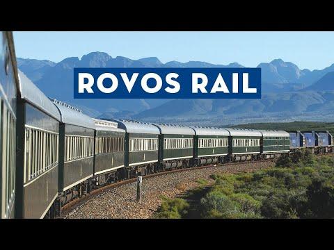 Rovos Rail: Bahnreise von Kapstadt nach Dar Es Salaam