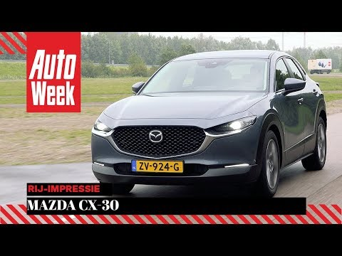 Mazda CX-30 - AutoWeek Review