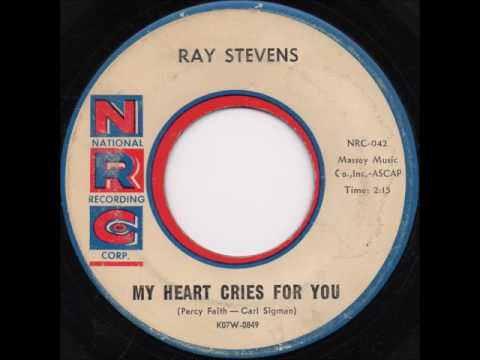 Ray Stevens - My Heart Cries For You
