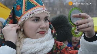 Mariupol: A Dive Into Frozen Sea To Shake Off War Fears