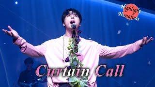 """[하사누] 190509 손동운과 함께하는 이 순간을 """"curtain call"""" (4k multi)"""