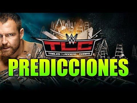 EN VIVO 🔴 WWE TLC 2018 PREDICCIONES! Komiload1