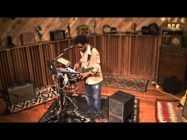 Center Point Stereo Demo - Andre Berry [Part 2] @ Aspen's Place