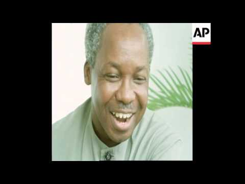 RR7106A EAST AFRICA: INTERVIEW WITH PRESIDENT NYERERE