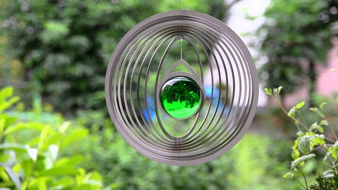 windspiele aus metall edelstahl, edel & stahl | edelstahl design windspiele als geschenk für drinnen, Design ideen