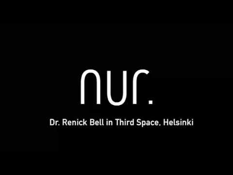 Renick Bell in Third Space, Helsinki, 19th of March 2017 // Nur Magazine