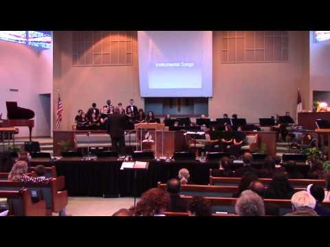 Bass Memorial Academy Sabbath Program