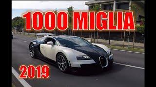 1000 MIGLIA 2019 - [ passaggio da SIRMIONE ]