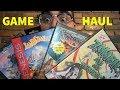 HUGE RETRO GAME HAUL: Sega, Nintendo, Xbox and more!