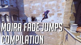 Moira Fade Jumps Compilation - Keypress overlay included!