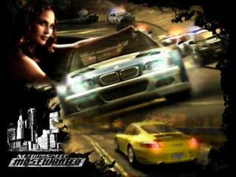 Hush Fired Up NFS Most Wanted Soundtrack