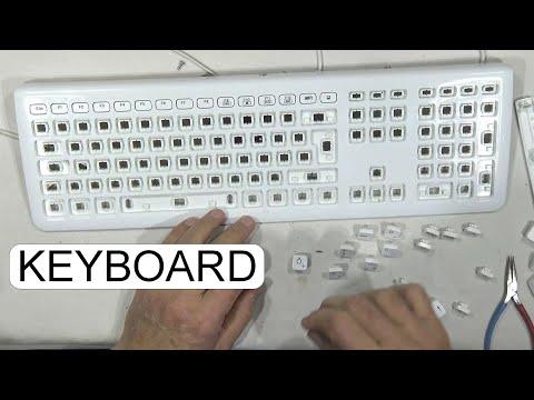 ASSEMBLE KEYBOARD CHICONY KU-0833