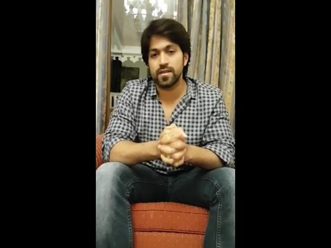 Yash challenges Kannada media; video of his bold speech goes viral