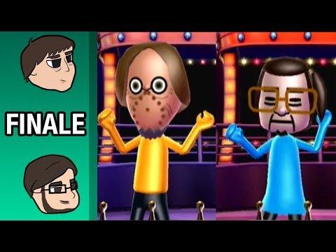 TV Show King: Finale | Glorphy vs Square Hea