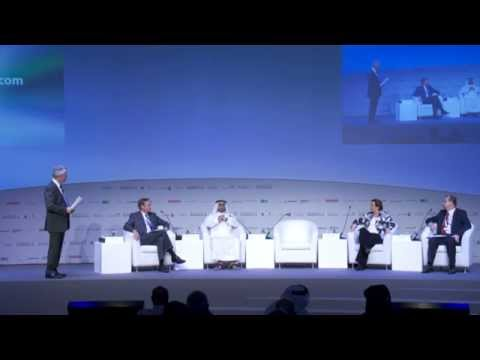 Airspace Management & Air Traffic Control - Panel at Global Aerospace Summit