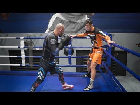 4 боксера против МСМК по боксу! Виртуозная защита!