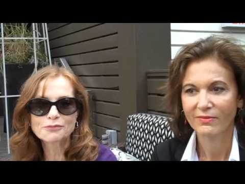 Isabelle Huppert, Anne Fontaine
