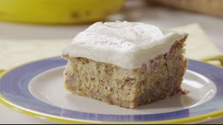 Cake Recipes - How To Make Banana Cake
