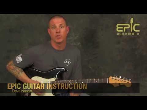 Learn Wait By White Lion 80s Hard Rock Hair Metal Chords Triads All Rhythms Techniques Pt1