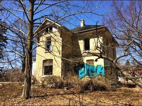 Urban Exploration: Jeremiah's Field Abandoned Farm