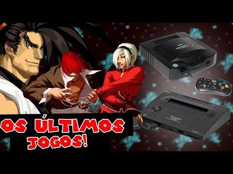 Os Últimos Jogos do Neo Geo!