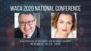 2020 WACA National Conference | Here, Right Matters: A Conversation with Lt. Col. Alexander Vindman