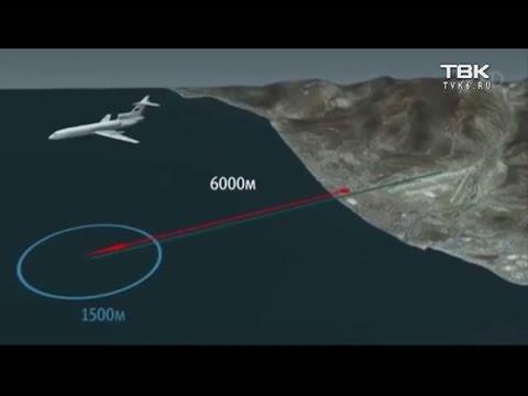 Авиакатастрофа в Сочи