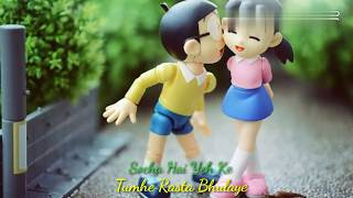 Socha Hai Lyrics Video || New WhatsApp Status || Jubin Nautiyal & Neeti Mohan || Amit Sharma ||