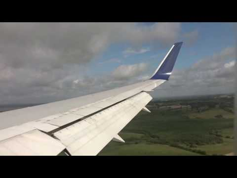 Delta Air lines Boeing 767-300ER DAL406 Landing at Shannon Airport (SNN) Ireland