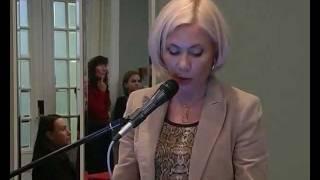 Диетолог Лидия Ионова: доклад на конгрессе диетологов.