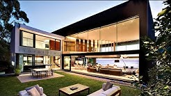 Extravagant Modern Contemporary Cliffside Luxury Residence in Cape Town, South Africa (by SAOTA)