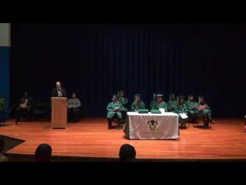 MVS Fall Graduation 2016