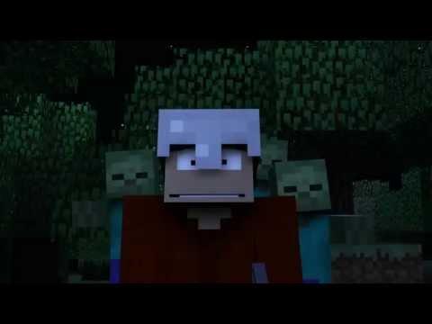 Не копай ночью!  Minecraft