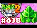 REINFORCE-MINT! New Power Mint! - Plants vs. Zombies 2 - Gameplay Walkthrough Part 638