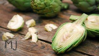 CÓMO LIMPIAR Y COCINAR ALCACHOFAS | Mi verdura favorita