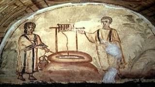 ¿Quién construyó las catacumbas?