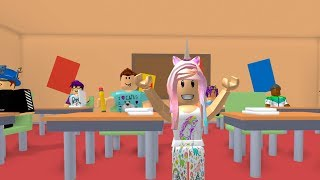 ROBLOX ESCAPE THE YOUTUBE SCHOOL OBBY