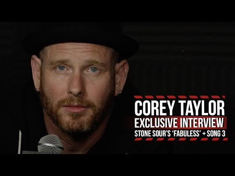 Corey Taylor: What's With These 'People Who Are Famous for Nothing'