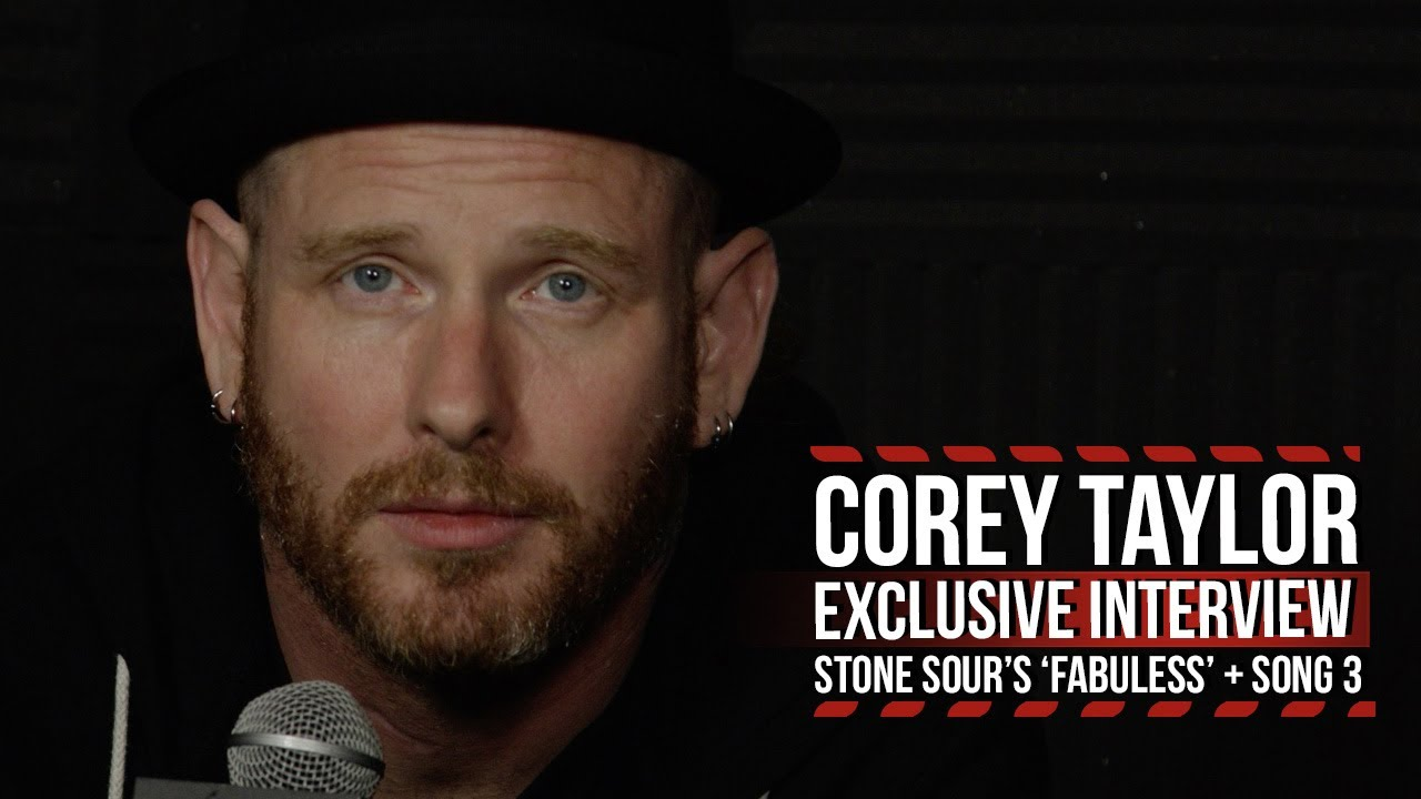 Corey Taylor: What's With These 'People Who Are Famous For ...