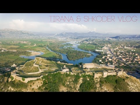 Tirana & Shkoder Vlog - Travel Albania 2018 - Europe Summer