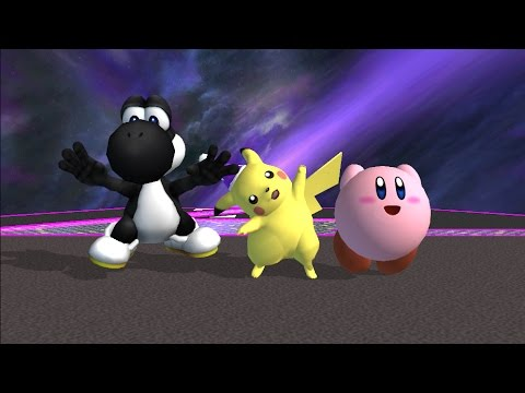 [Project M 3.5] Netplay Highlghts Part 1 (Pikachu, Yoshi, Kirby)