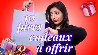 Les 10 pires cadeaux à offrir (Feat. Les clichés de Jigmé)